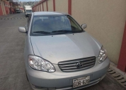 Toyota corolla 2006 version gli full