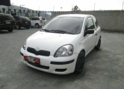 Toyota yaris 3 puertas 2005, aprovecha ya!