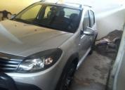 Renault sandero stepway ac. contactarse.