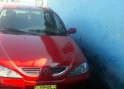 Vehiculo renault megane exelentes condiciones.