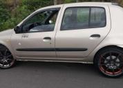 Renault clio 2002 conservado. oportunidad!.
