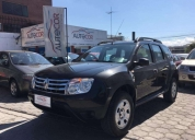 Excelente renault duster 2013 50.000km