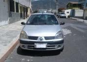 Renault clio semifull aÑo 2008. contactarse.