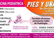 Podologa - guayaquil sonia enderica