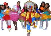 Animaciones de fiestas infantiles en guayaquil 042817784-0980067105