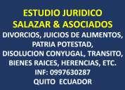 estudio juridico asesoria legal