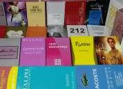 Replicas de perfumes aaa de marca para varon y mujer