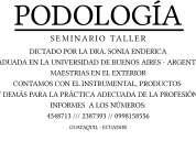 Seminario de podologia