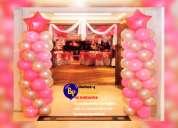 decoraciones con globos para todos sus eventos