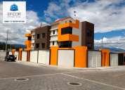 venta de dos casas por estrenar en inchalillo - valle de los chillos