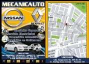 Tecnico automotriz especializado en nissan en guayaquil