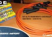 Kit racing de alto rendimiento chevrolet san remo - chevette - condor