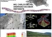 Ingeniero civil: diseÑo hidrosanitario estructural consultorÍa construcciÓn