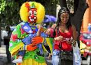 $25,00 fiestas infantiles quito, payasitos-payasitas, show baby showers hora loca inlables