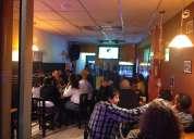 Vendo bar karaoke en la mariscal a 2 cuadras de la plaza foch