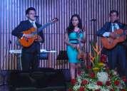 A disfrutar de la música ecuatoriana junto al trío identidad