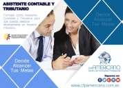 Curso permanente de asistente contable unificado asistente tributario