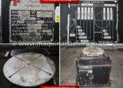 "Mesa para soldar ransome 42"" x 5000 lbs usada"