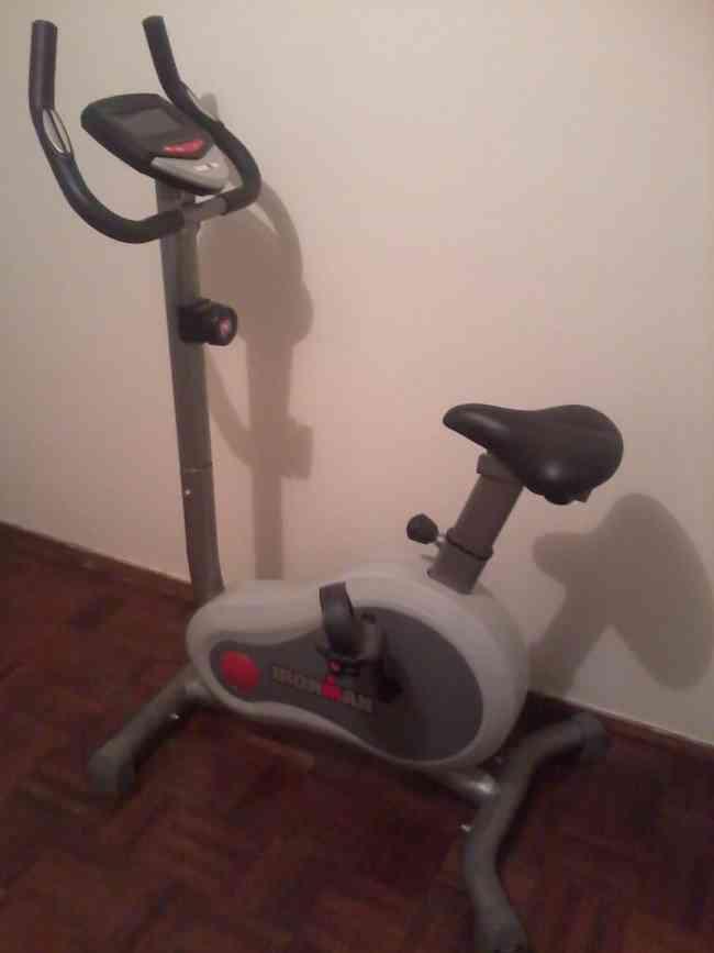 Bicicleta estática IronMan