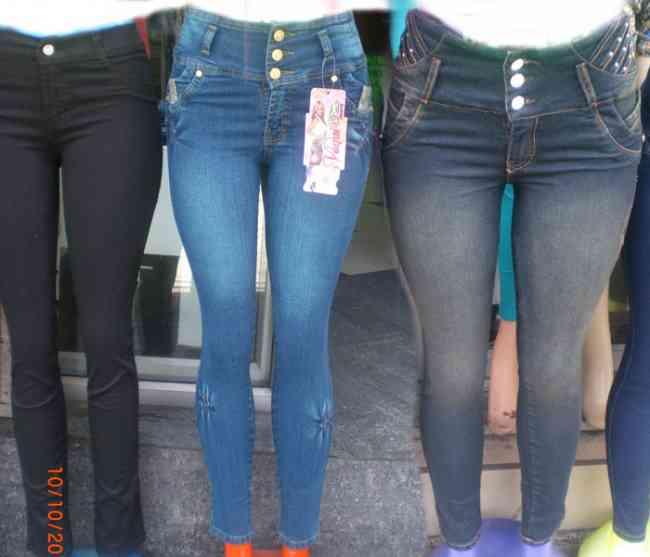 Distribuidores de jeans en Ecuador