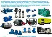 Mantenimiento  preventivo y correctivo de bombas de agua y calderos y mas