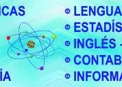 Iq aprendo - centro de nivelaciones en todas las materias