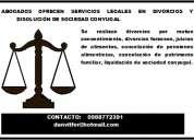 Estudio juridico ofrece servicios legales en patria potestad guayaquil