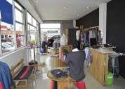 Vendo negocio de ropa/moda franquicia anccor