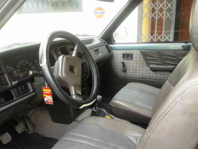Camioneta Mazda doble cabina 1998 flamante (2825703)
