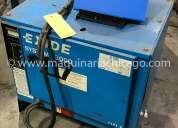 Sistema de carga de bateria 3000 exide- usado