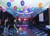 Decoraciones..... globos con helio