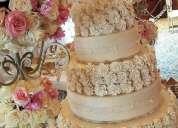Servicio de alquiler de torta falsa para bodas en guayaquil