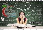 Nivelaciones bachellerato en ingles matematicas fisica y quimica ambato clases particulares