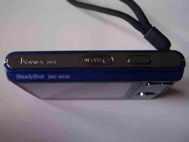 Cámara Fotográfica Sony Cyber-shot Dsc-w530, 14.1mp.