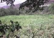 Vendo terreno en la parroquia quinara