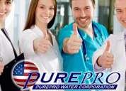 Venta de filtros de agua (pure pro santo domingo) www.pureprosd.com
