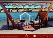 Industrias gomez-pérgolas de madera-techos-techos de policarbonato-piso de madera-guayas-ecua   dor