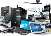 Mantenimiento de impresoras y computadoras