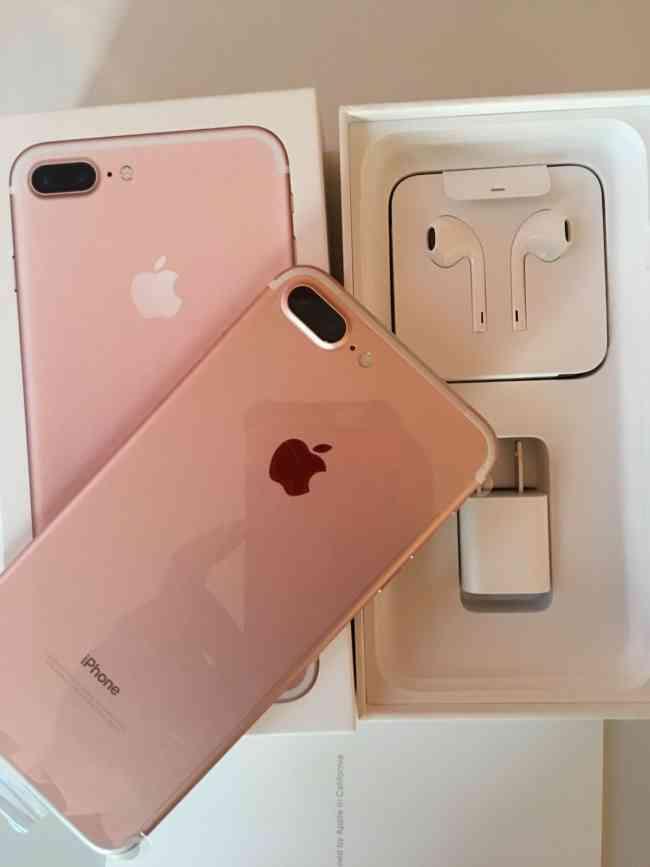 iPhone 7 Plus y iPhone 6S Plus