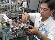 Servicio técnico de portatiles y computadoras
