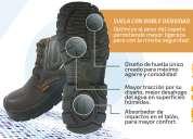 calzado de seguridad resistencia dieléctrica hasta 18.000 v