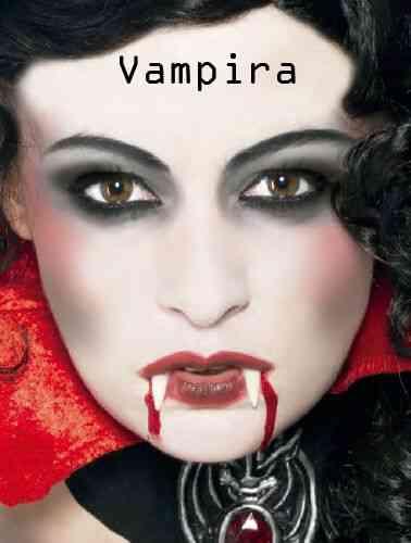 Kit Pintura De Vampira