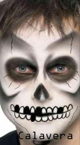Kit  Pintura Esqueleto