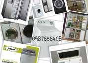/ diacnostico tecnico0998389278 calefones lavadoras refrigeradoras secadoras cumbaya sangolqui//