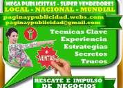 Pyp. pagina y publicidad.  mega publicistas, super vendedores, ul