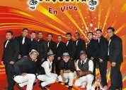 Grupo musical para eventos