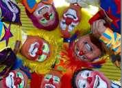 Payasitas fiestas infantiles divertidos show mimo mago horas locas 0987735971 inflables babyshower