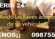 La clinica  de las llaves del automovil 24 horas