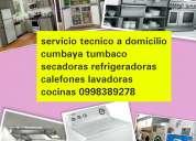 estamos cumbaya repara calefones 09_92570627 refrigeradoras lavadoras secadoras sangilqui tumbaco /