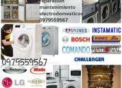 Reparacion de calefones refrigeradoras 0999738593 lavadoras cocinas cumbaya tumbaco puembo tanda